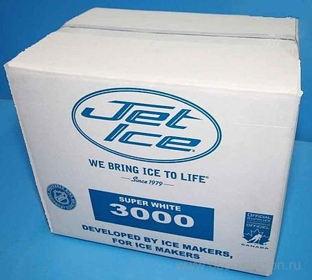 Фоновая белая краска Jet Ice White 3000